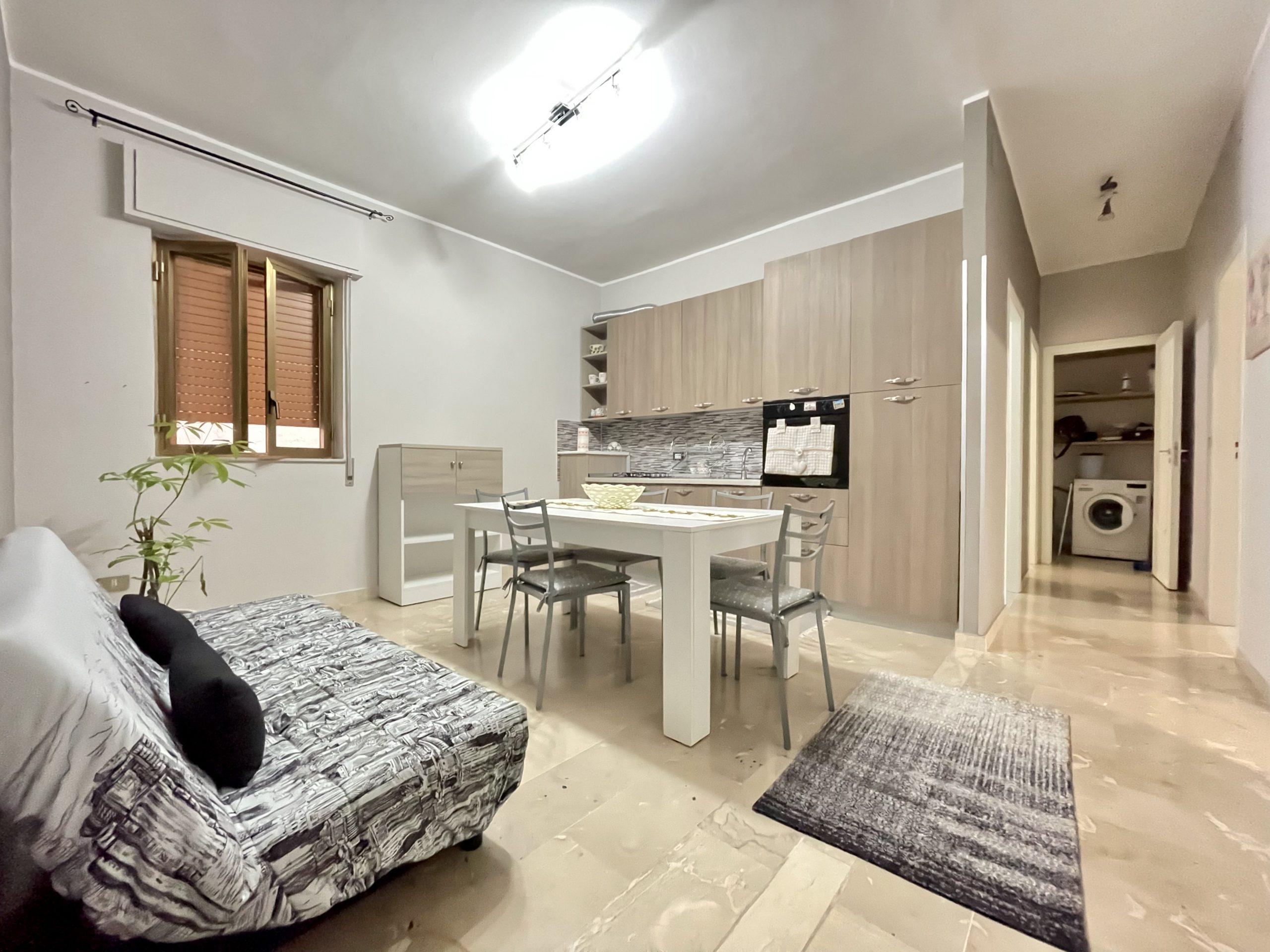 Appartamento arredato a Borgetto, Via Fernando Santi