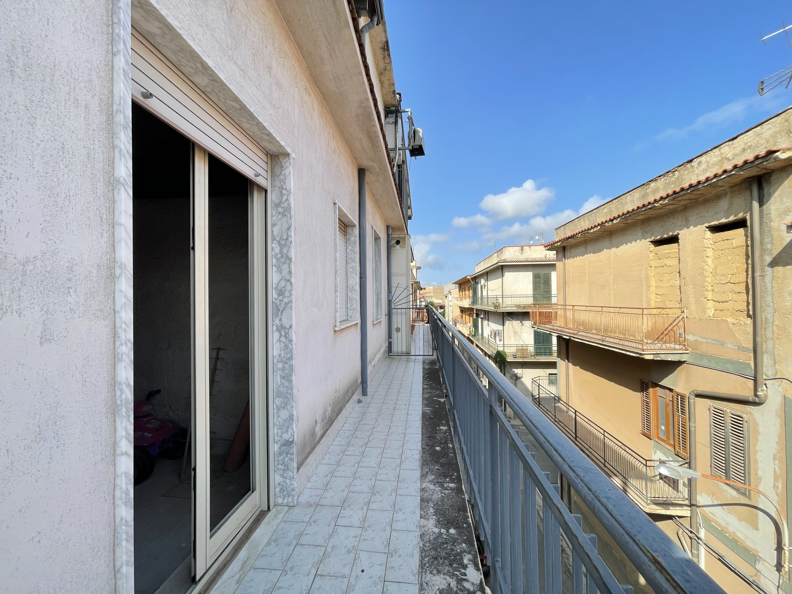 Appartamento grezzo a Partinico, Via B. Sgroi